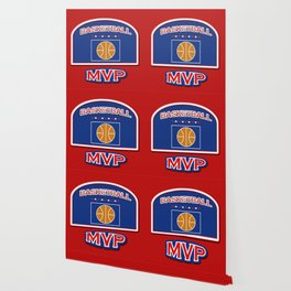 MVP Basketball board Wallpaper