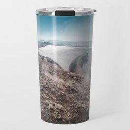 Top of Volcano Travel Mug