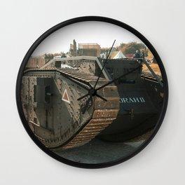 Deborah Wall Clock
