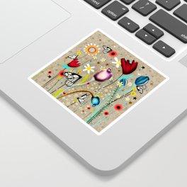 Rupydetequila - Bohemian Paradise Sticker