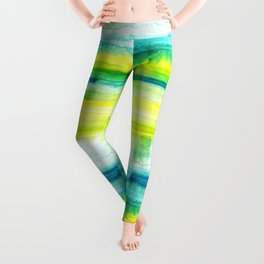Swimming Upstream Leggings