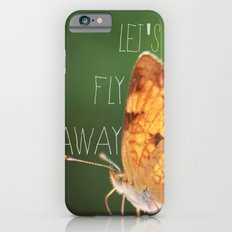 fly away Slim Case iPhone 6s