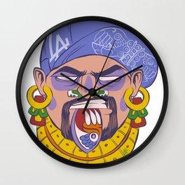 DTM Azteca Wall Clock