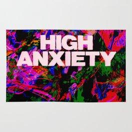 High Anxiety Rug
