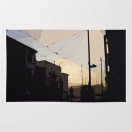 Sunset, San Francisco  Rug
