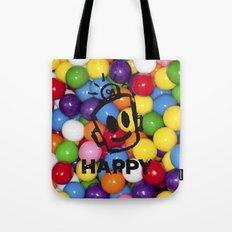 HAPPY GUMBALLS Tote Bag