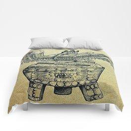 Quetzalcoatl Comforters