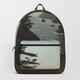 Road Trip USA - big sur Backpack