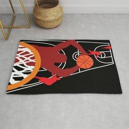 Play Basketball! Rug