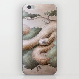 Tree Serpent iPhone Skin