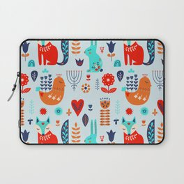 forest cute animals Laptop Sleeve