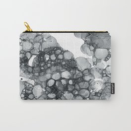 Ink Bubbles Carry-All Pouch