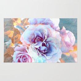 Vintage rose(6) Rug