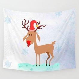 Rudolf Wall Tapestry