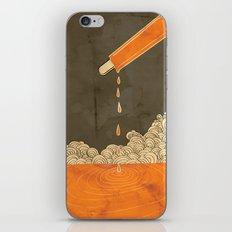 Orange Dreamsicle iPhone & iPod Skin