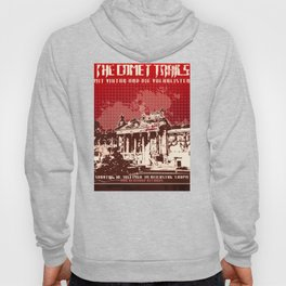 Return to Castle Gig Poster Hoody