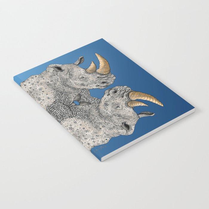 Rhino Totem Notebook