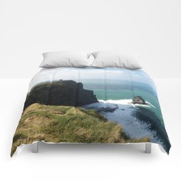 The Cliffs of Moher Comforters