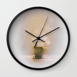 One cup II Wall Clock