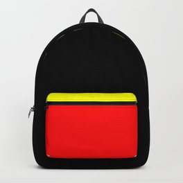 Drapeau Belgique Backpack