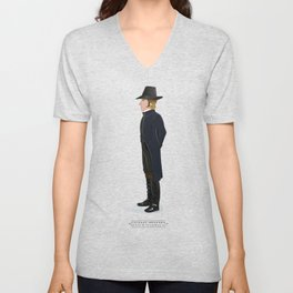 Colonel Brandon Unisex V-Neck