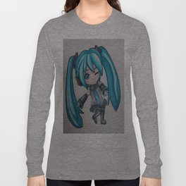 Hatsune Miku Long Sleeve T-shirt