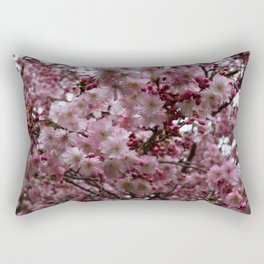 Blossoms in Bloomfield Rectangular Pillow