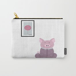 Pig in a Onesie Carry-All Pouch