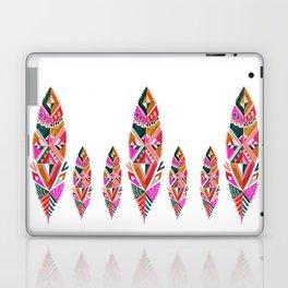 Brooklyn feathers Laptop & iPad Skin