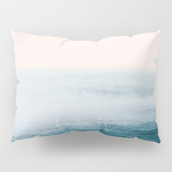 Ocean Fog Pillow Sham