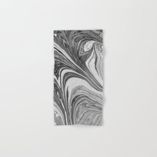 marbling 07 Hand & Bath Towel