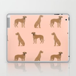Great Dane dog gifts must have pure breed great danes dog pattern Laptop & iPad Skin