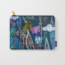 Grows in Adverse Conditions Carry-All Pouch