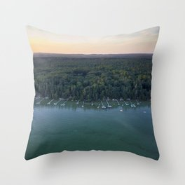 Cottage Grove Throw Pillow