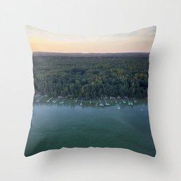 Cottage Grove Throw Pillow