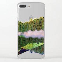 Mirage / URBAN 21-07-16 Clear iPhone Case