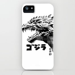 Waterbrushed King iPhone Case