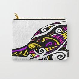 Tribal Bird Head Carry-All Pouch