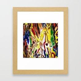 i18 Design Framed Art Print