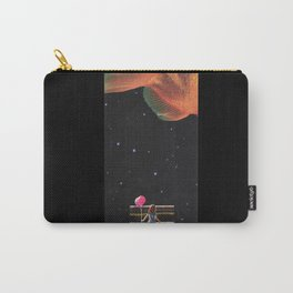 Exploring the Infinite Unknown Carry-All Pouch