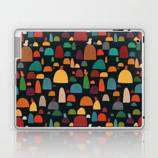 The zen garden Laptop & iPad Skin
