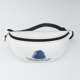 Babies For Miles Fanny Pack