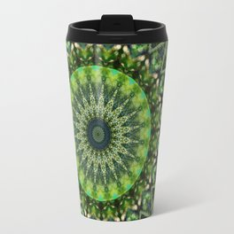 Mandala Pure Nature Travel Mug