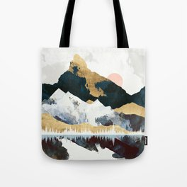 Winters Day Tote Bag