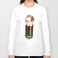 hannibal Long Sleeve T-shirts featuring Hannibal by Caeruls
