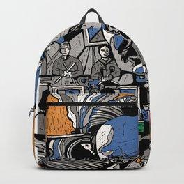 Walter Benjamin Backpack