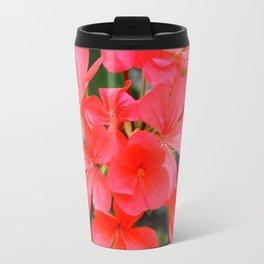 Blossom pattern Travel Mug