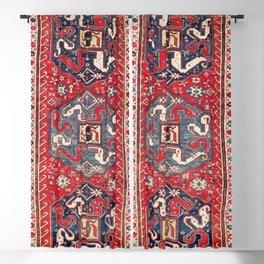 Chondzoresk Karabagh South Caucasus Rug Print Blackout Curtain