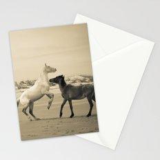 Wild Horses 2 Stationery Cards