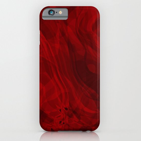 Love Flows Gently iPhone & iPod Case